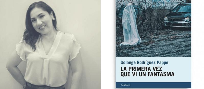 Solange Rodríguez Pappe. Leamos Escritores Ecuatorianos