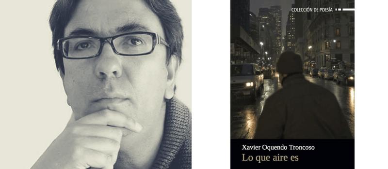 Xavier Oquendo Troncoso. Leamos Escritores Ecuatorianos
