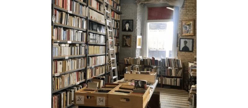 librerias de viejo