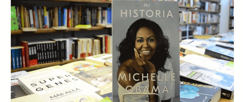 Michelle Obama - Mi historia