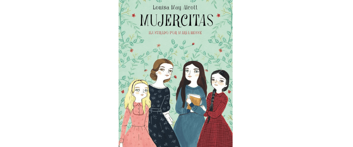 Mujercitas de Louisa May Alcott