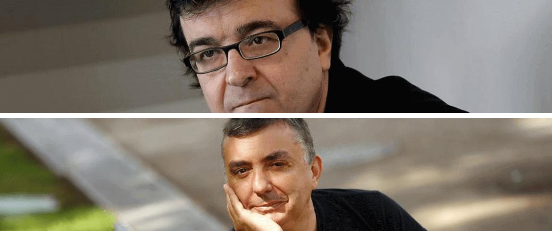 Javier Cercas y Manuel Vilas, Premios Planeta 2019