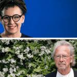Olga Tokarczuk y Peter Handke