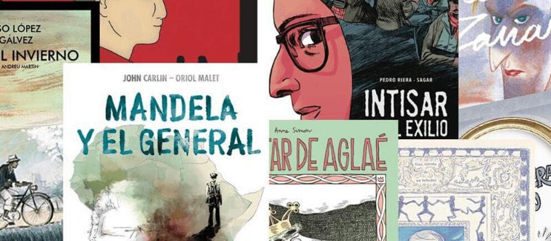 5 novelas gráficas que debes leer