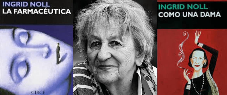 onoce a Ingrid Noll, la dama de la novela negra
