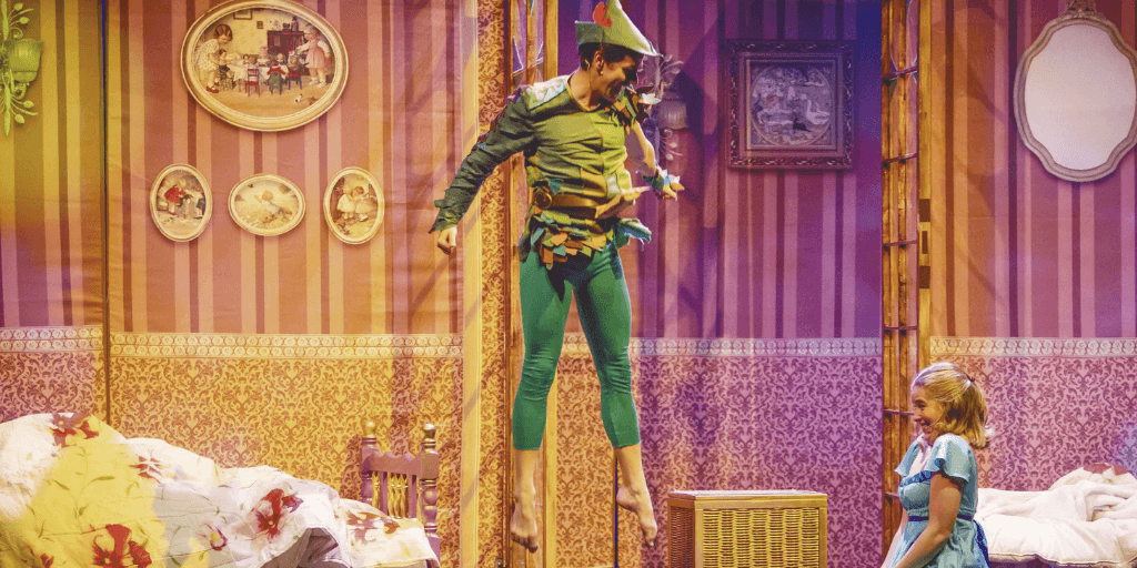 Curiosidades sobre Peter Pan, el niño que no quería crecer 2