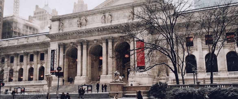La biblioteca pública de Nueva York cumple 125 años