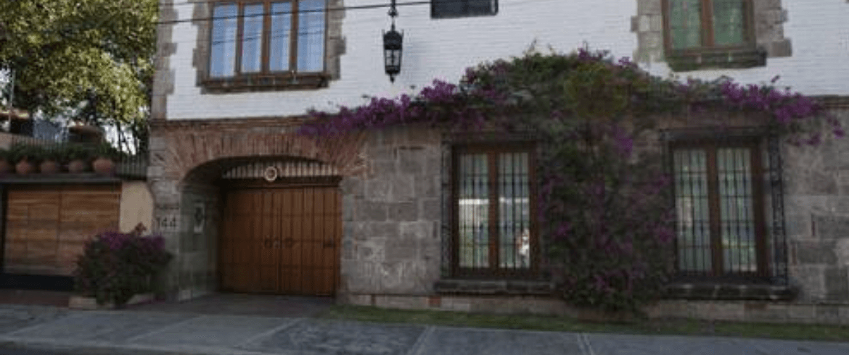 Casa-Estudio Gabriel García Márquez en México