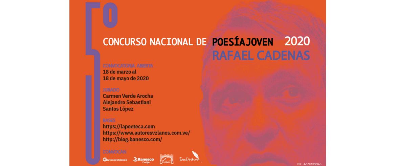 Concurso de Poesía Joven Rafael Cadenas