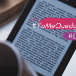 #YoMeQuedoEnCasaLeyendo