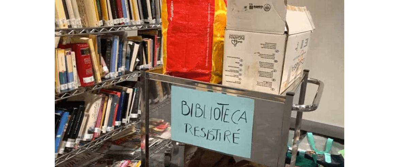 Biblioteca Resistiré