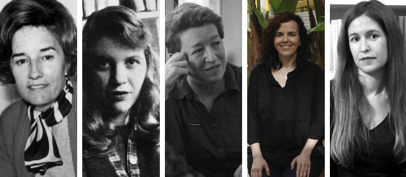 Escritoras y madres con voz propia
