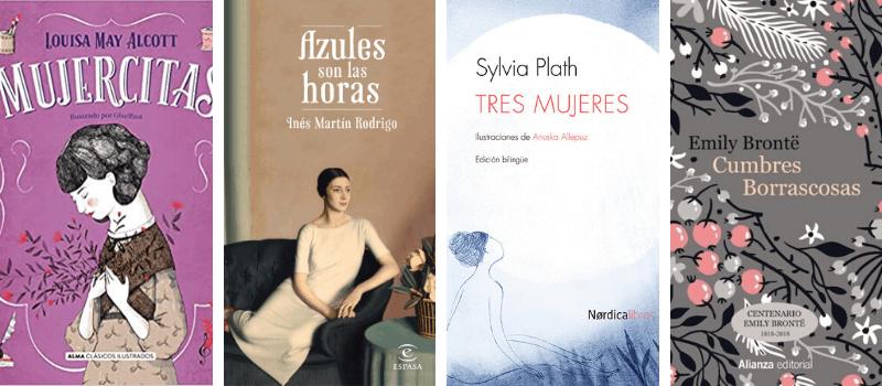 Libros para regalar en el día de la madre