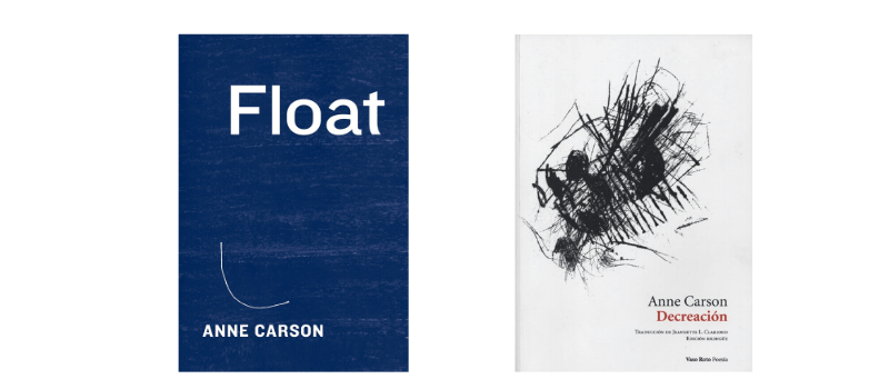 Dos libros inolvidables de Anne Carson