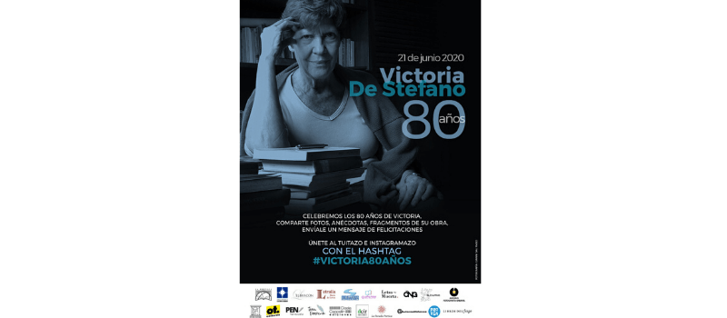 #Victoria80Años