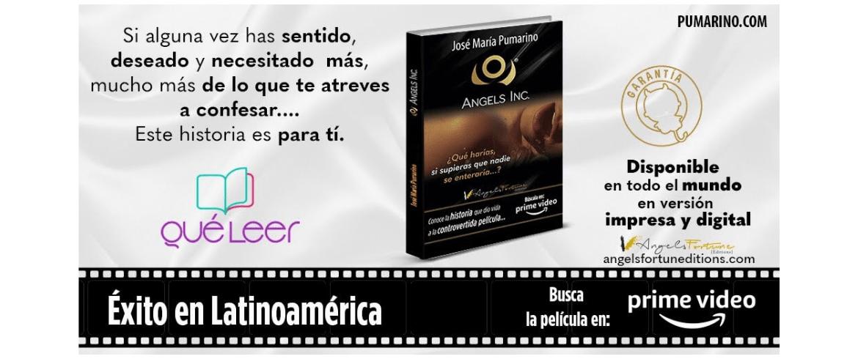 Reseña de Angels Inc. de José María Pumarino