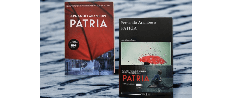 """Reseña de """"Patria"""" de Fernando Aramburu"""