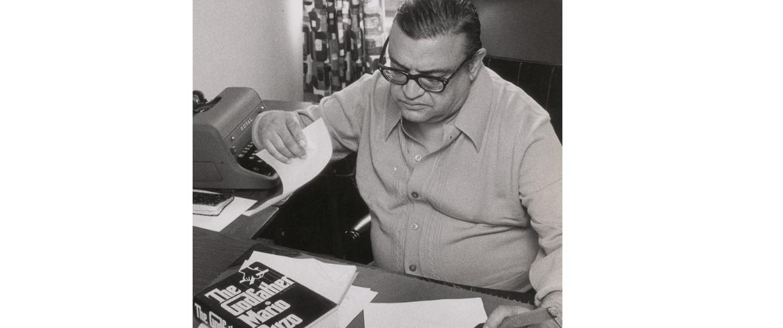 Literato de la mafia, Mario Puzo