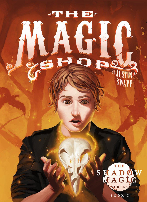 The Magic Shop book cover