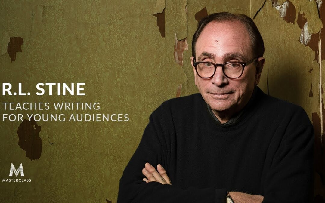 R.L. Stine Masterclass Review