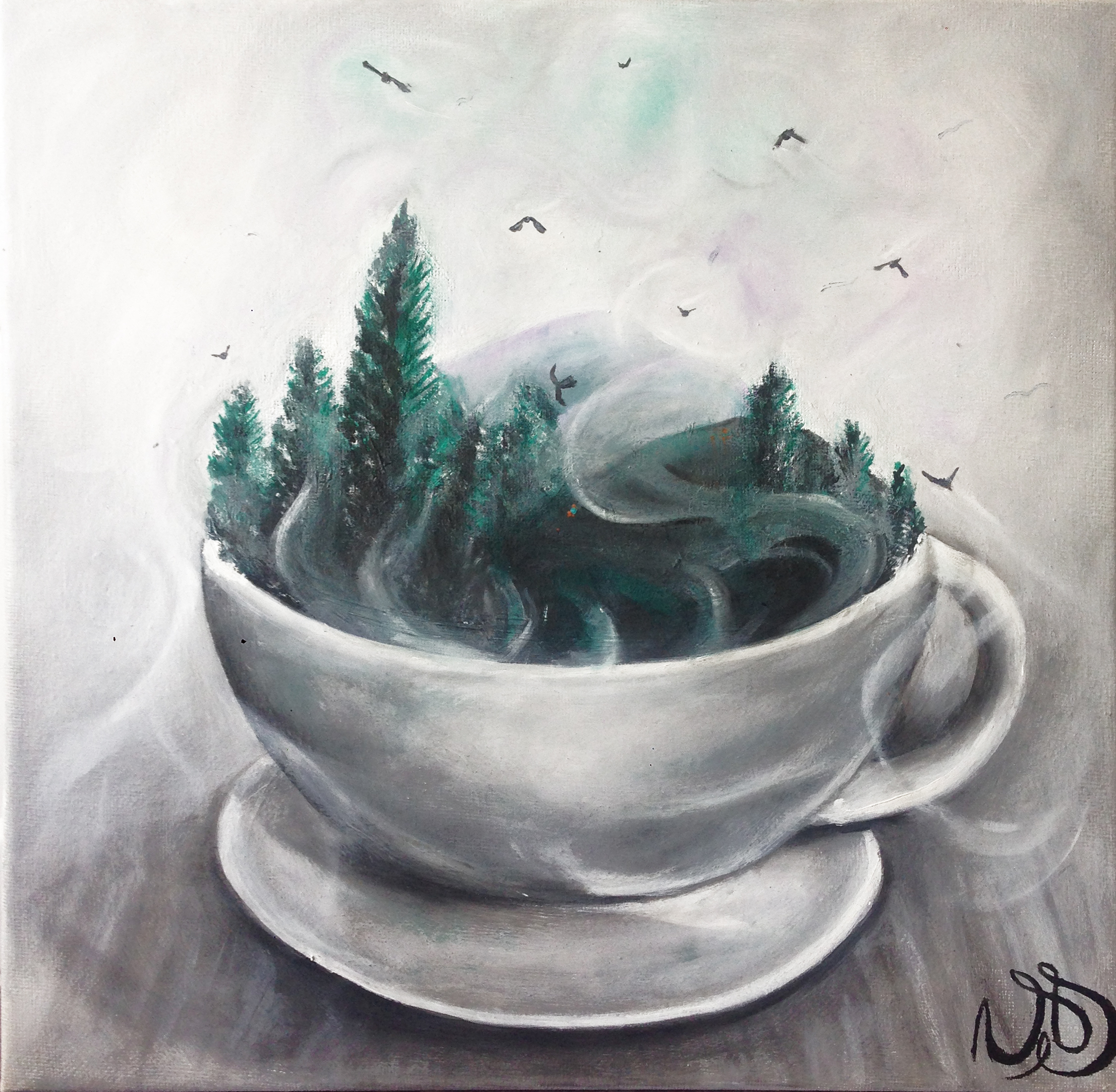 Painting Cup