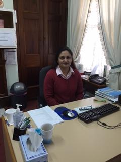 Dr Uzma Shamim