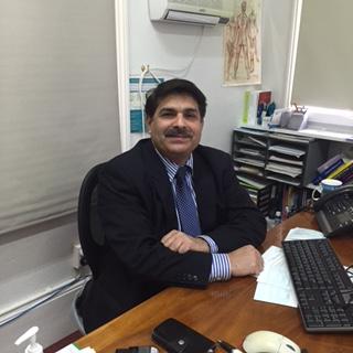 Dr Dushyant Dingh