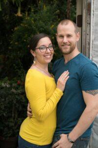 Drew Kairos & wife