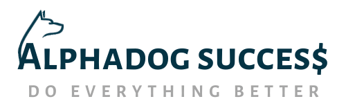 Alphdog Success Transparent Logo