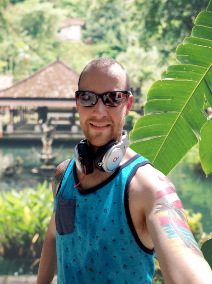 Drew In Tropical