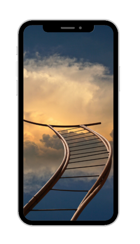 Phone path to freedom