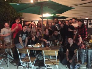 Boston Boxing and Fitness Social Gathering
