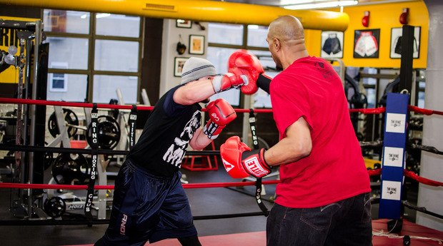 The Ring Boxing Club Best of Boston