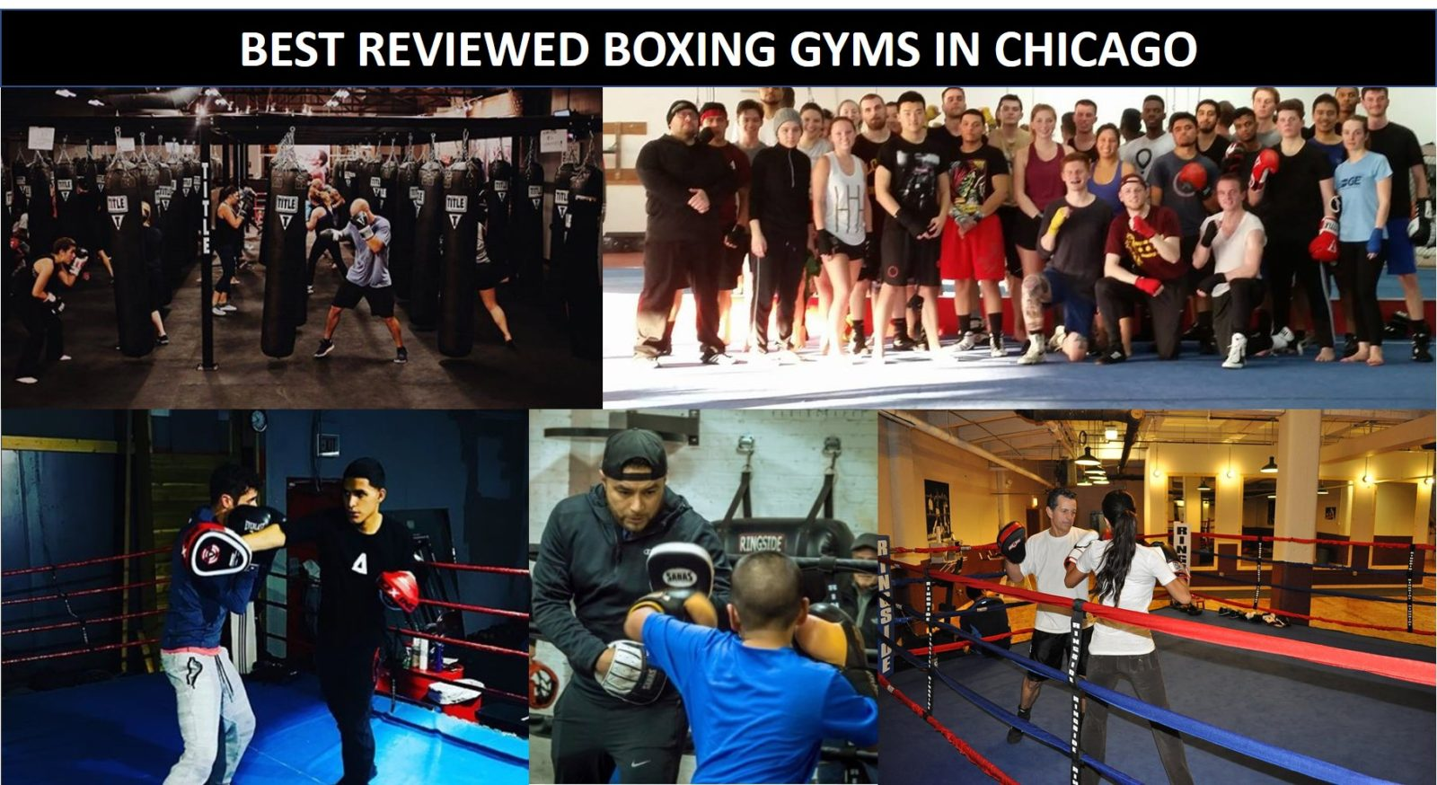 Best Boxing Gyms in Chicago