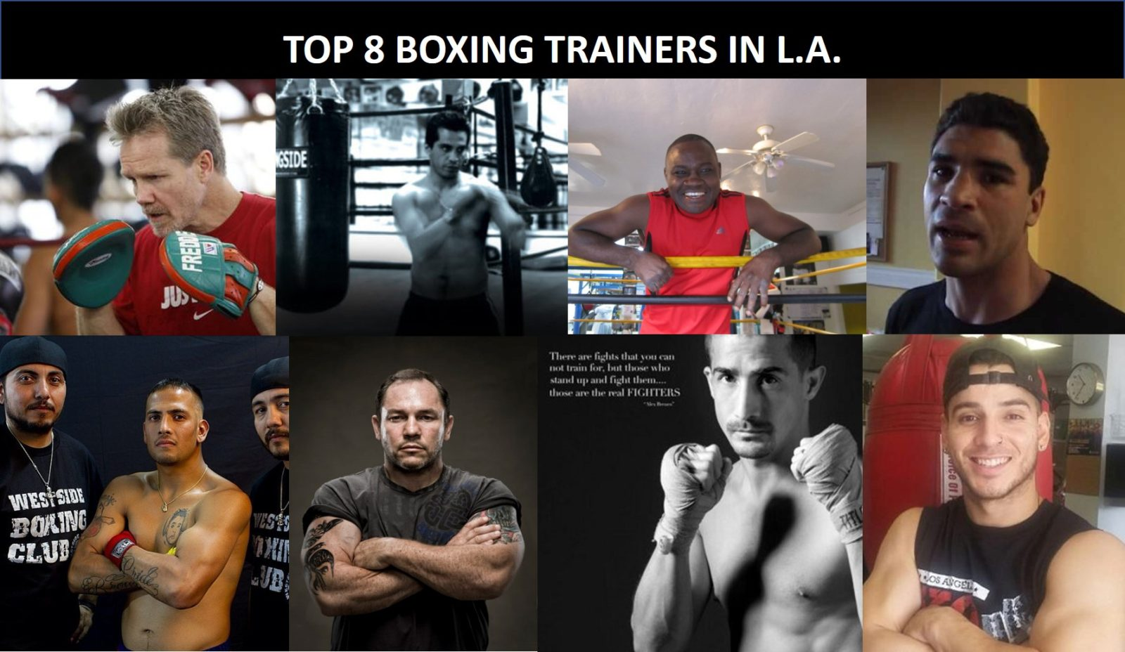 Best Boxing Trainers In Los Angeles - Top 8