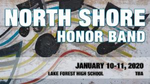 North Shore Honor Band 2020