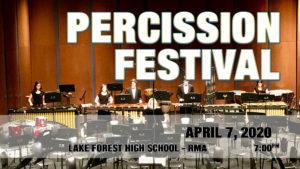 Percussion Festival 2020