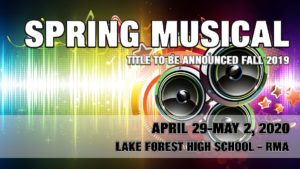Spring Musical 2020