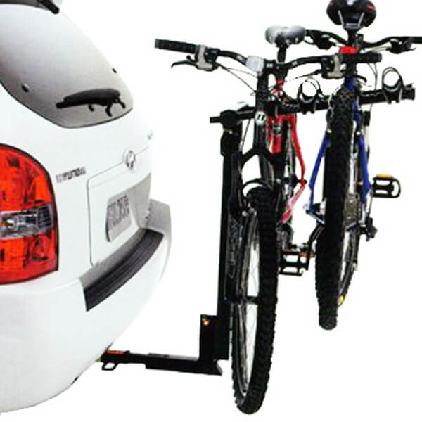 Receiver Hitch Bike Carrier   Bike Carried for Rent   Rent-All located in Sioux Center