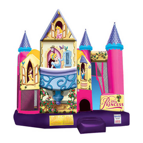 Princess Bounce Combo 15x18 | Inflatable for Rent | Celebrations by Rent-All located in Sioux Center