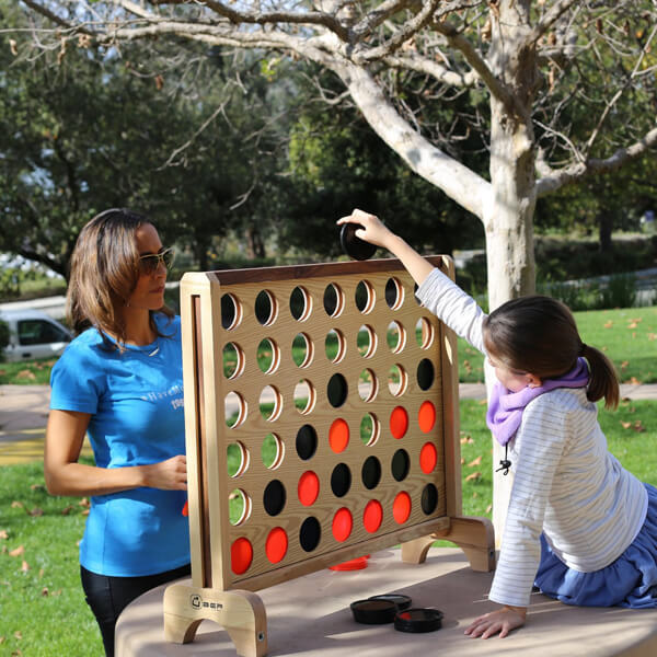 Jumbo Connect Four | Games for Rent | Celebrations by Rent-All located in Sioux Center