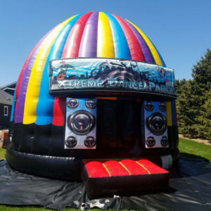 Inflatable Dance Dome | Rent All in Sioux Center and Storm Lake | Inflatable for rent