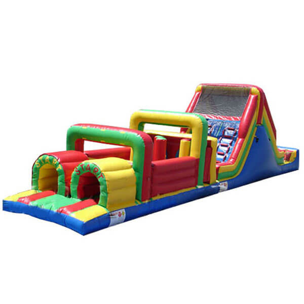 52' Obstacle Course   Inflatable for Rent   Rent-All located in Sioux Center