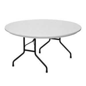 5' Round Table | Rent-All located in Sioux Center and Storm Lake | Tables for Rent