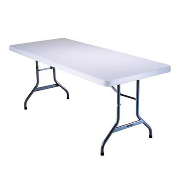 6' Banquet Table   Rent-All located in Sioux Center and Storm Lake   Tables for Rent