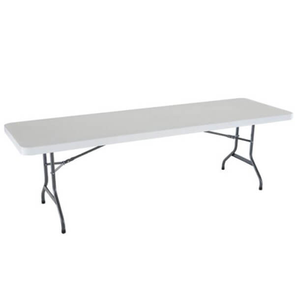 8' Banquet Table | Rent-All located in Sioux Center and Storm Lake | Tables for Rent