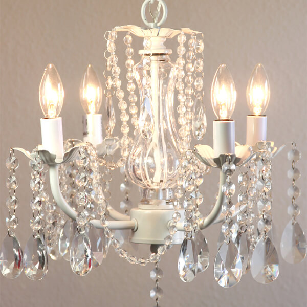 Daphne Crystals Chandelier   Celebrations by Rent-All located in Sioux Center   For Rent   Decor Wedding Rentals