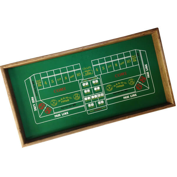 Craps Table | Rent-All located in Storm Lake | Casino Game for Rent