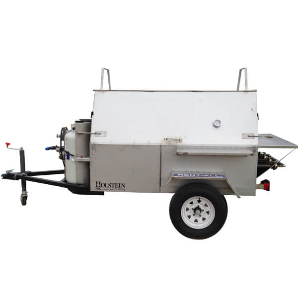 Towable Gas Grill | Rent-All located in Sioux Center and Storm Lake | Grill for Rent