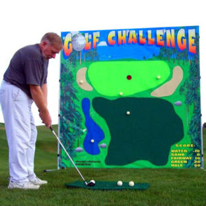 Golf Challenge | Celebrations by Rent-All located in Sioux Center and Storm Lake | Golf Games for Rent